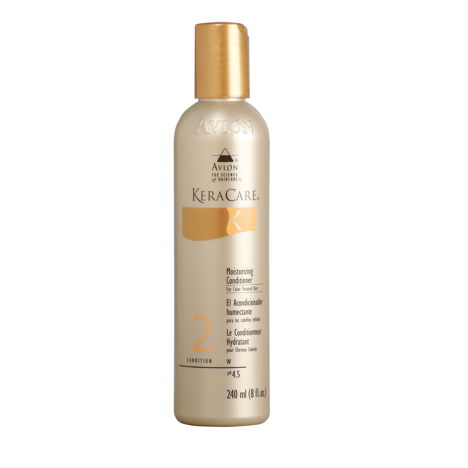 Keracare Moisturizing Conditioner For Color Treated Hair Avlon