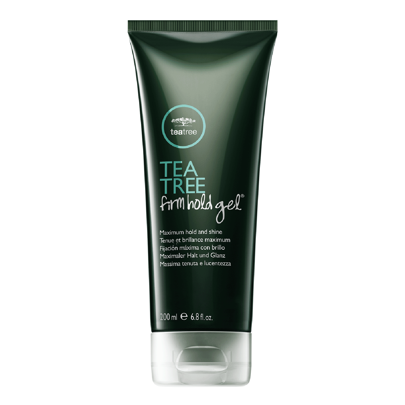 Tea Tree - Firm Hold Gel