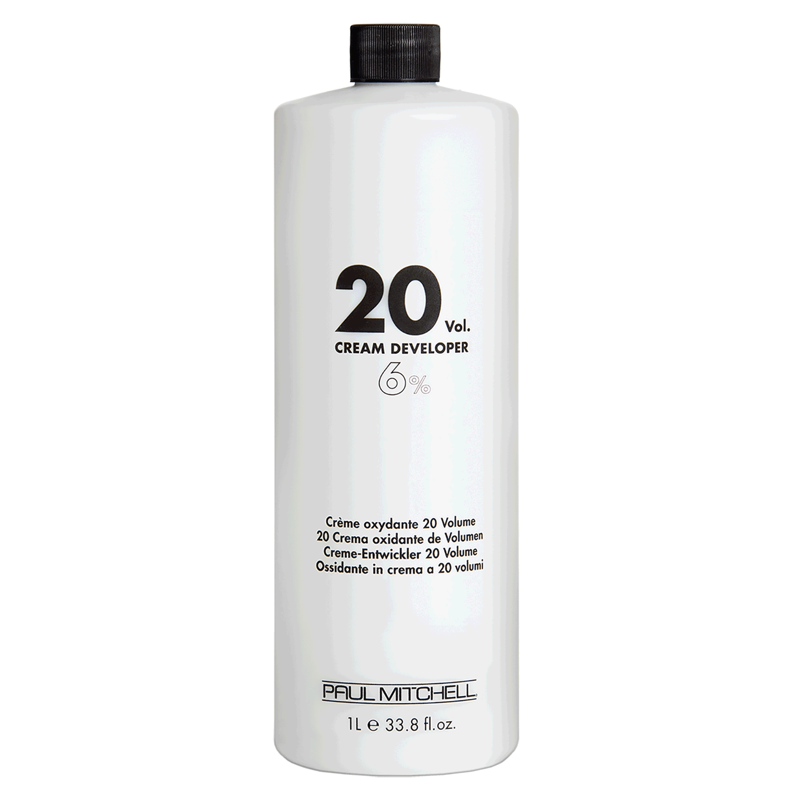 20 Volume Cream Developer - The Color