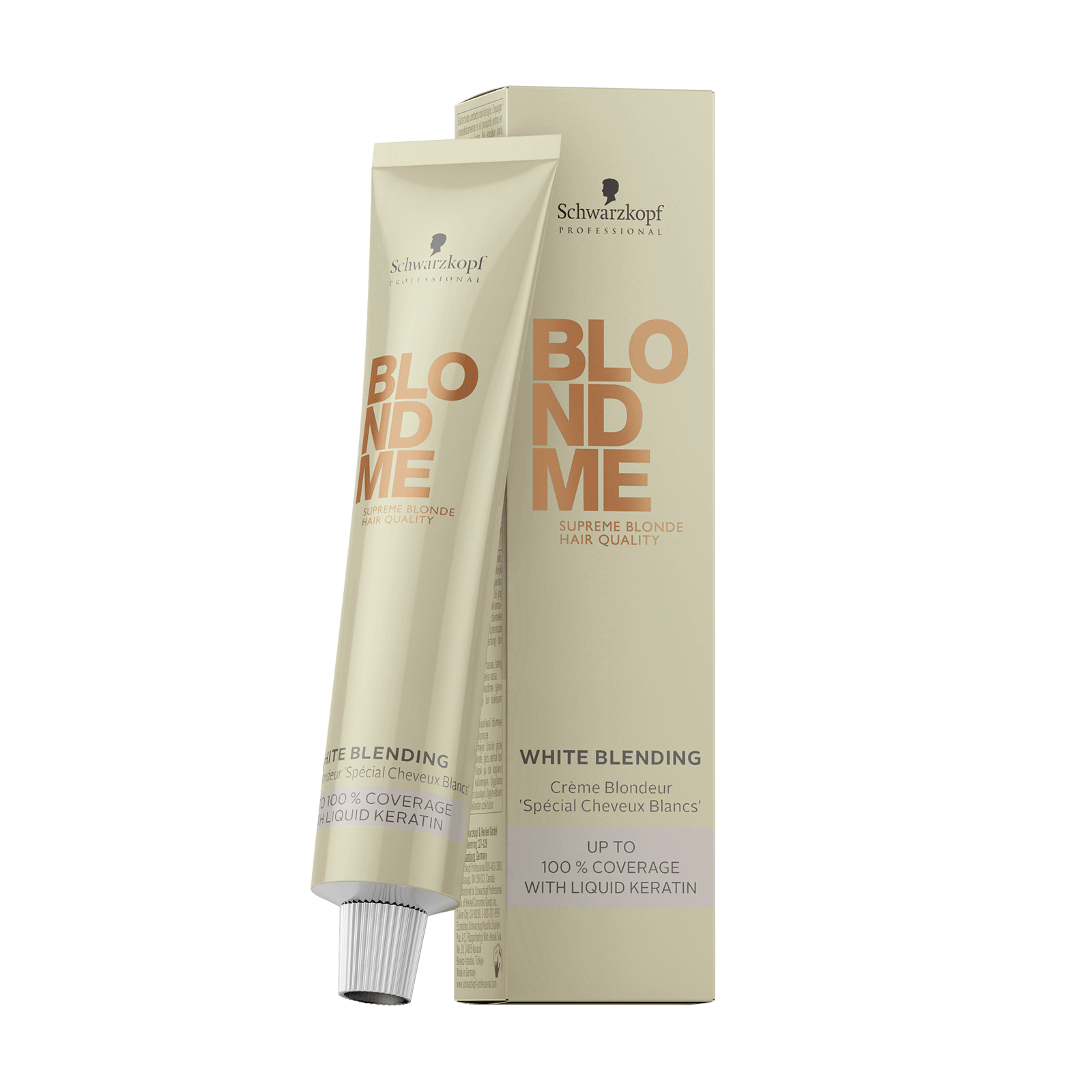 blondme white blending cream schwarzkopf professional cosmoprof. Black Bedroom Furniture Sets. Home Design Ideas