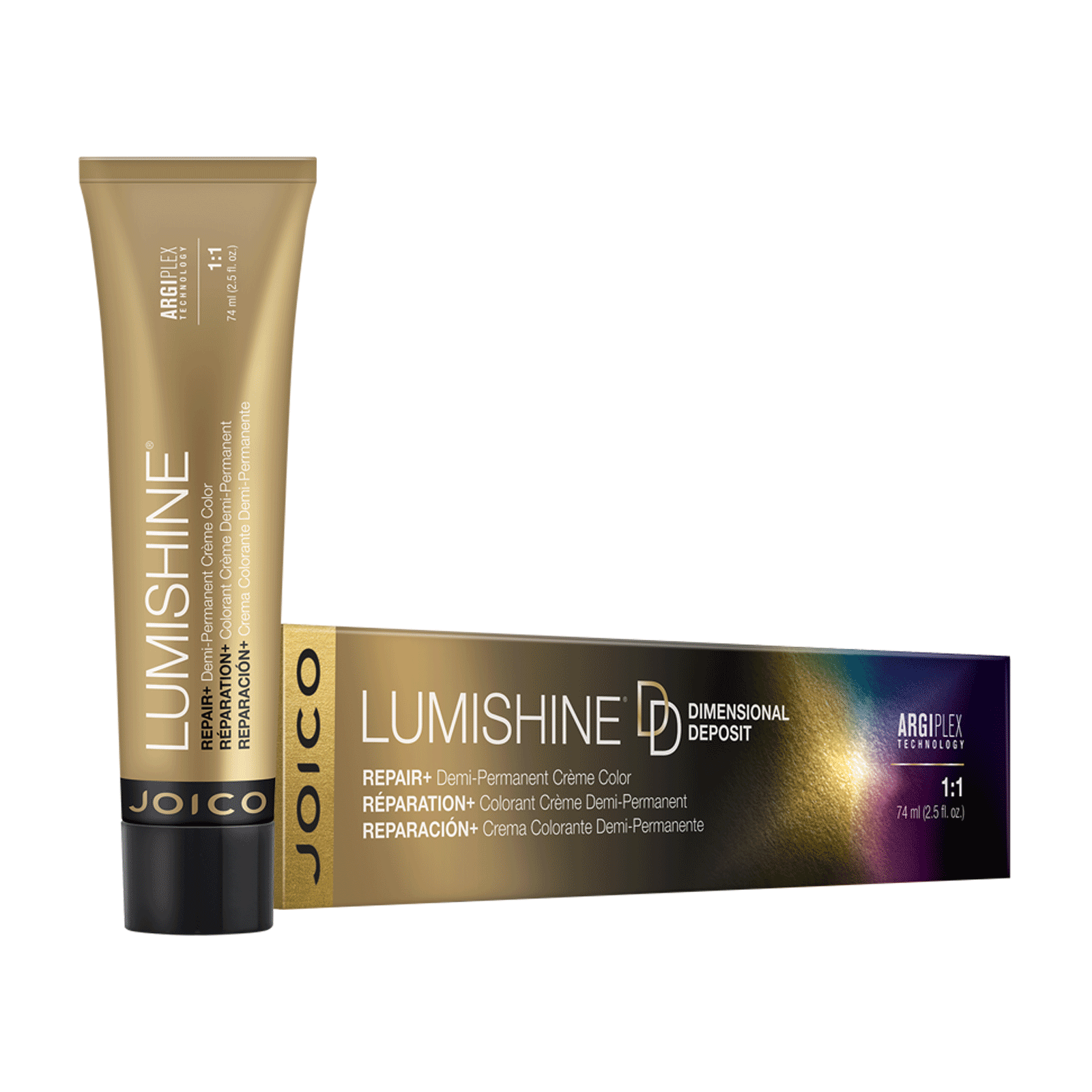 Lumishine DD Creme Color Shade Collection