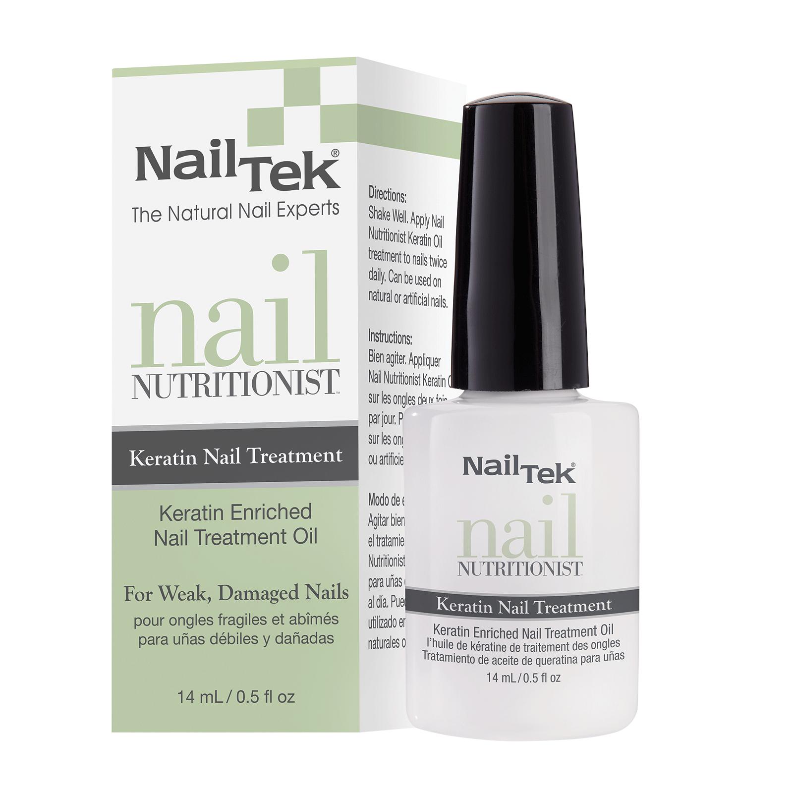 Keratin Oil Treatment - Nail Tek | CosmoProf