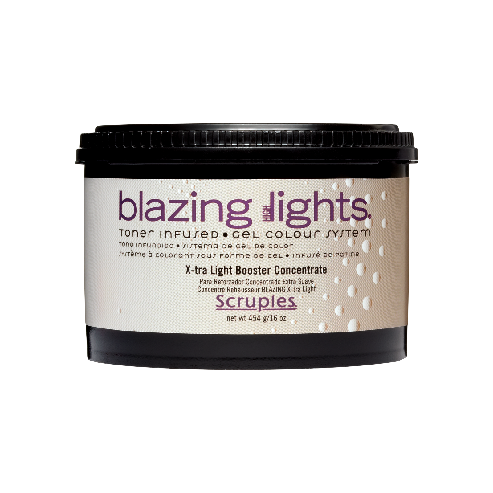 Blazing highlights intro scruples cosmoprof x tra light booster concentrate measuring cup haircolor nvjuhfo Choice Image
