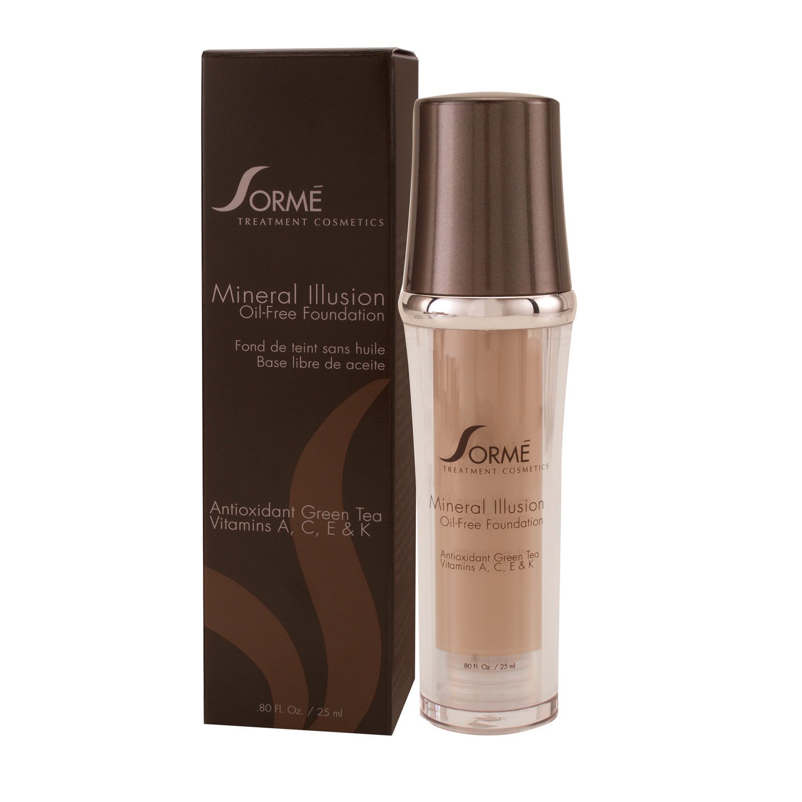 Mineral Illusion Oil Free Luminous Foundation Collection