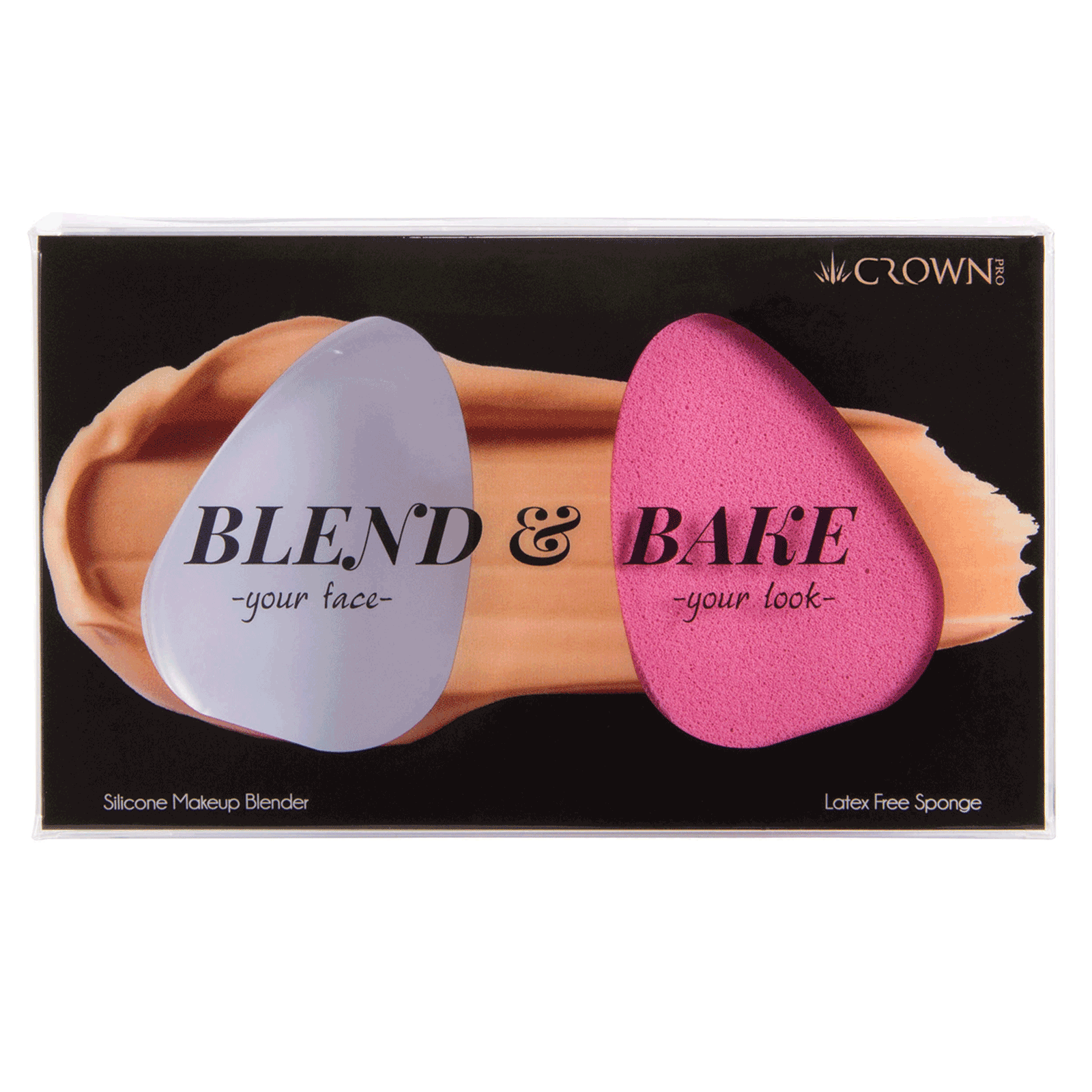 Blend and Bake Silicone & Blender Duo