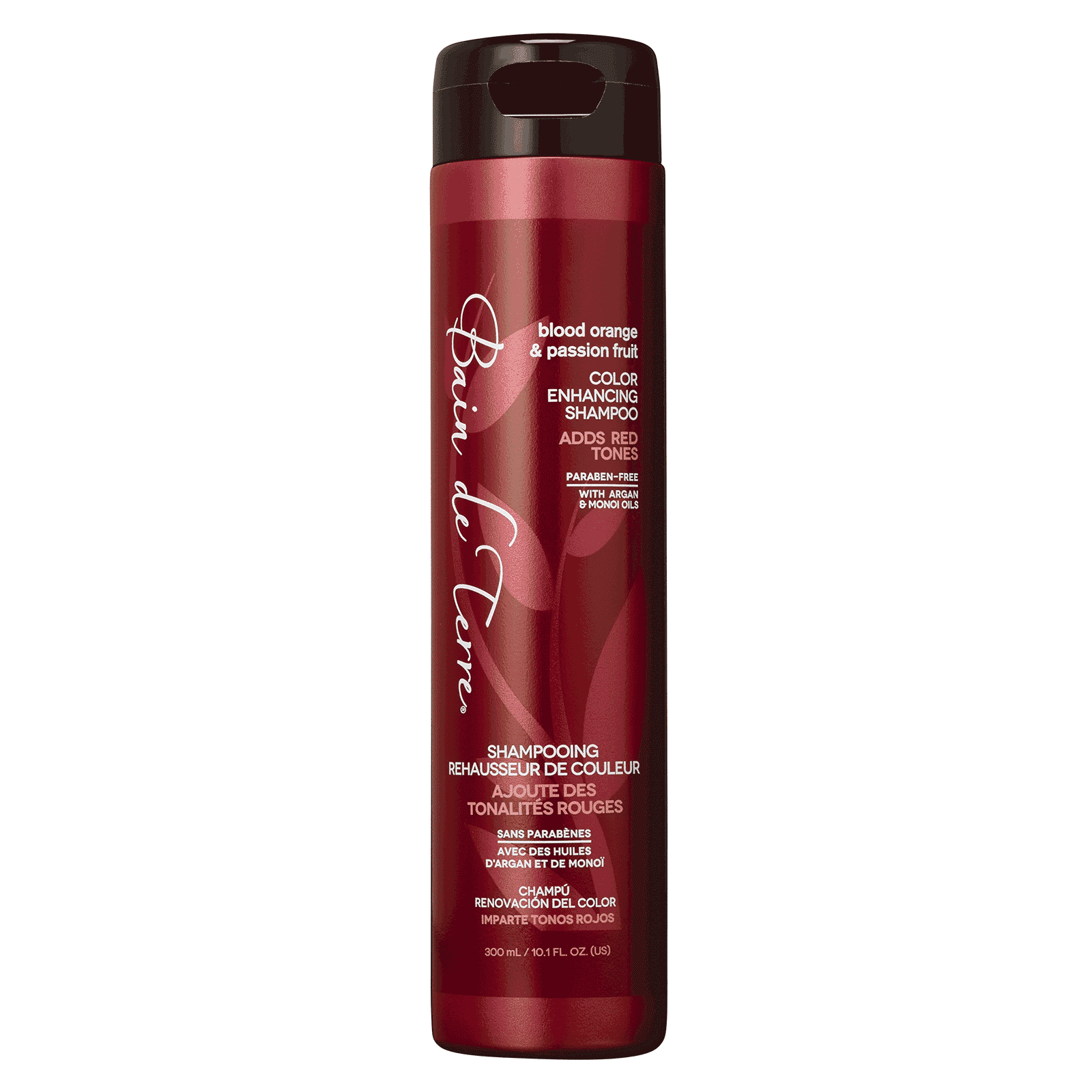 Blood Orange and Passion Fruit Color Enhancing Shampoo