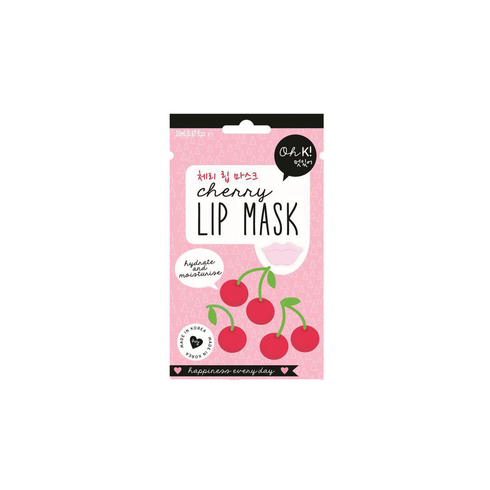 Oh K! Cherry Lip Mask