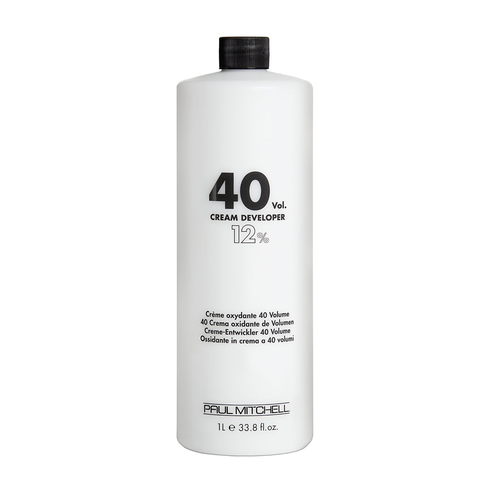 40 Volume Cream Developer - The Color