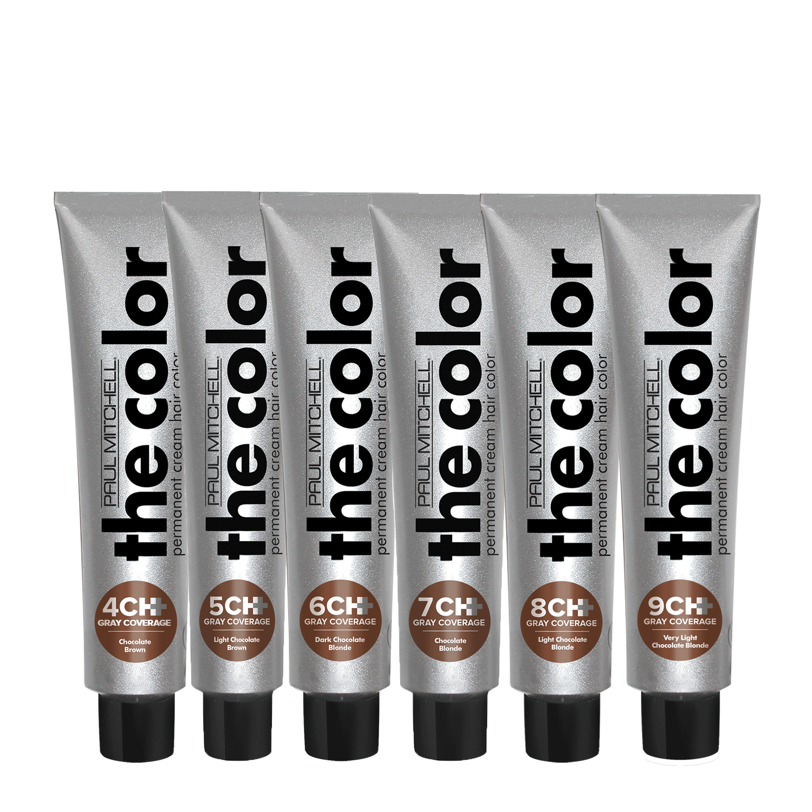 The Color Chocolate+ Series Shade Collection