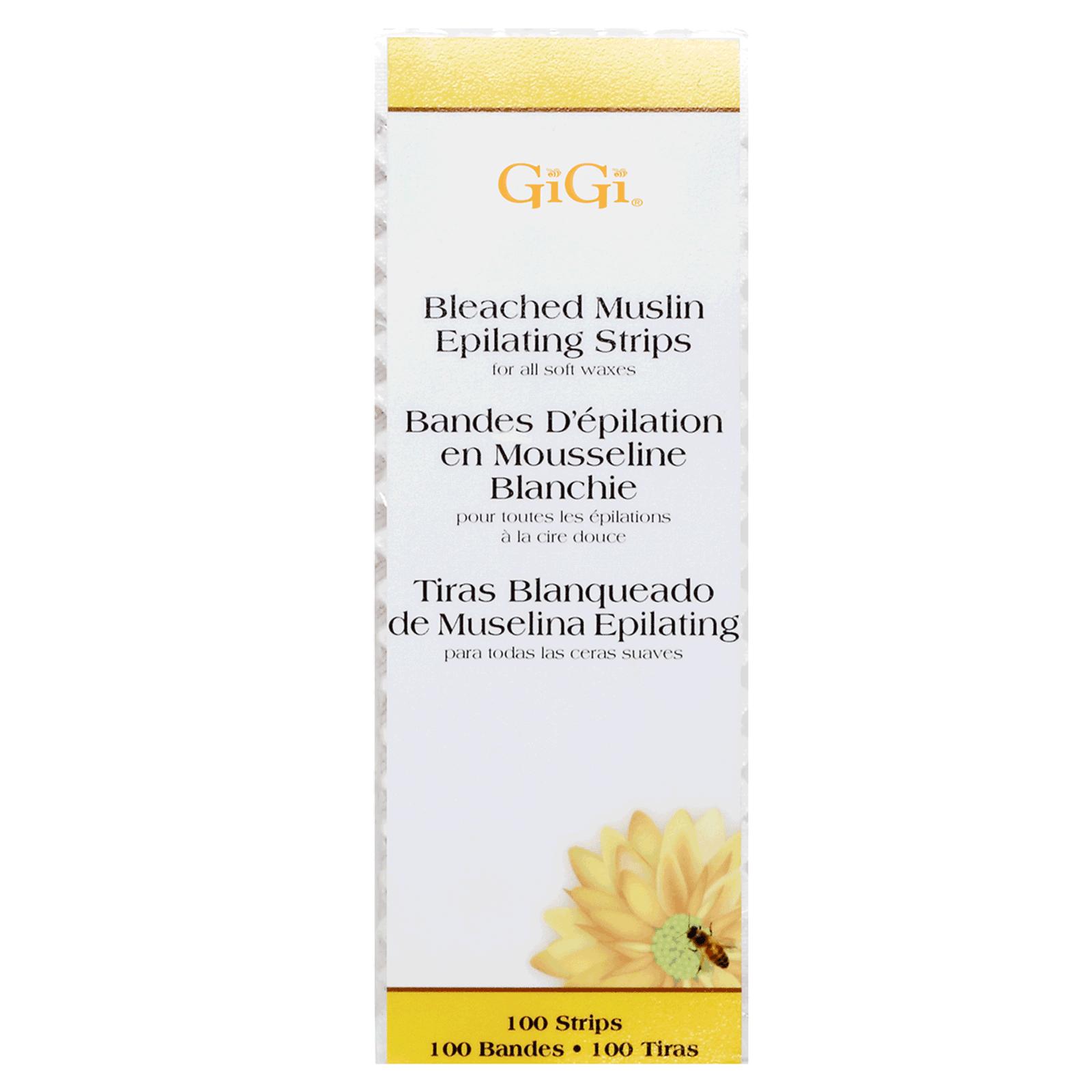 gigi honee wax instructions