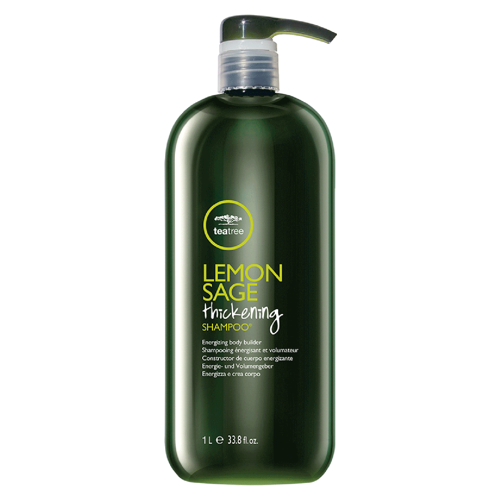 Tea Tree Lemon Sage - Thickening Shampoo