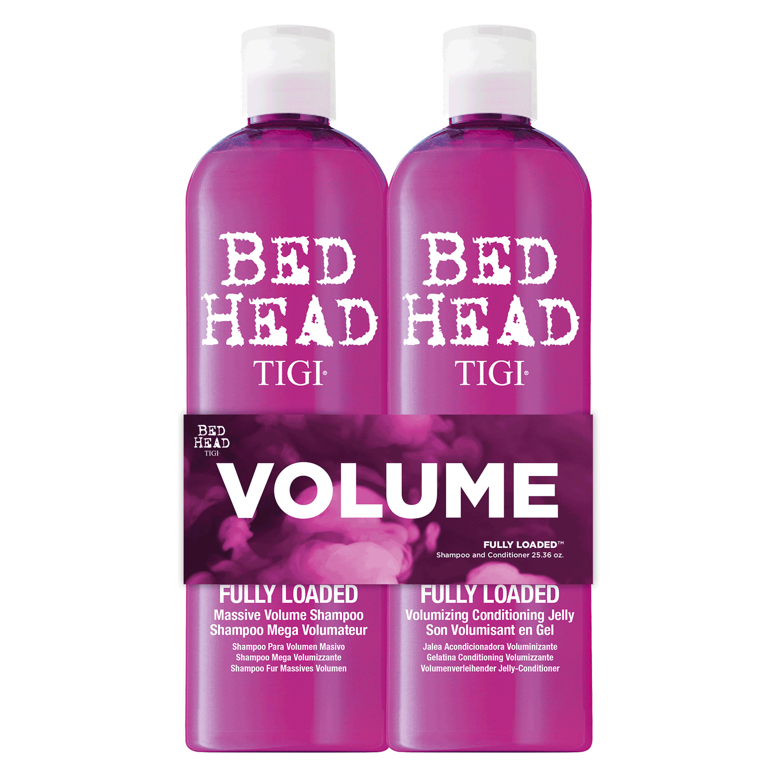 Bed Head Fully Loaded Shampoo, Conditioner Tween Duo