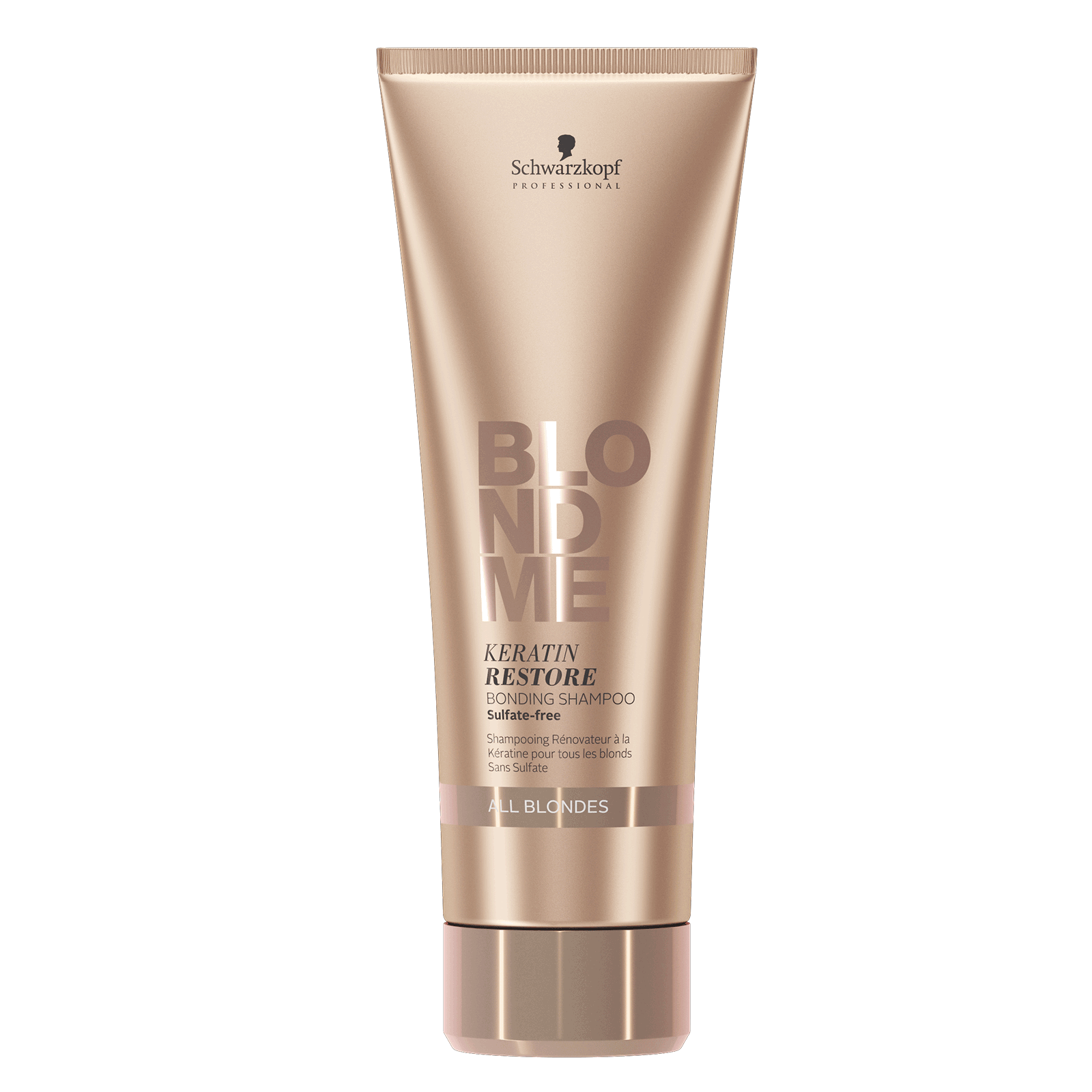 BlondMe - Keratin Restore Bonding Shampoo