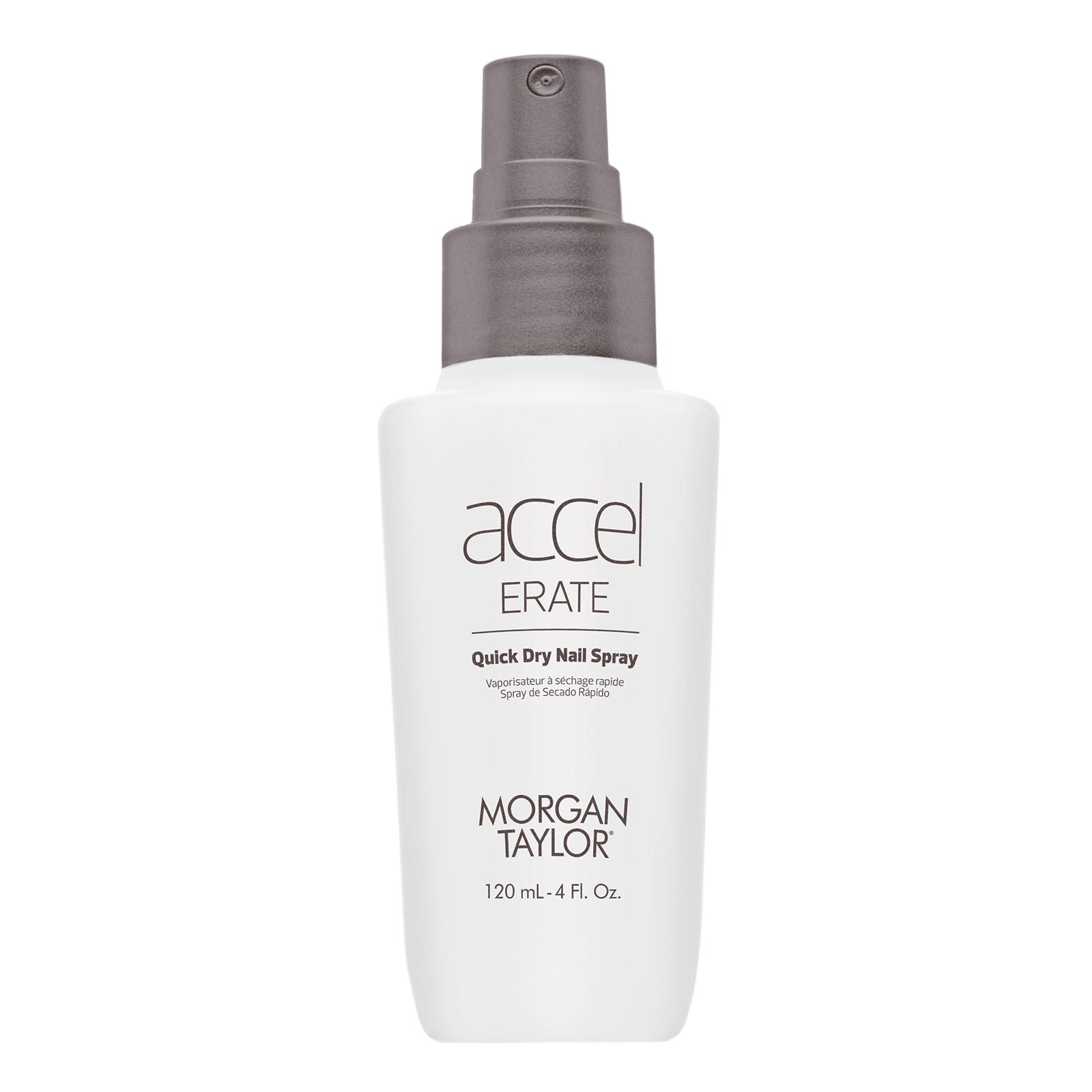 Accelerate Quick Dry Spray - Essentials - Morgan Taylor | CosmoProf