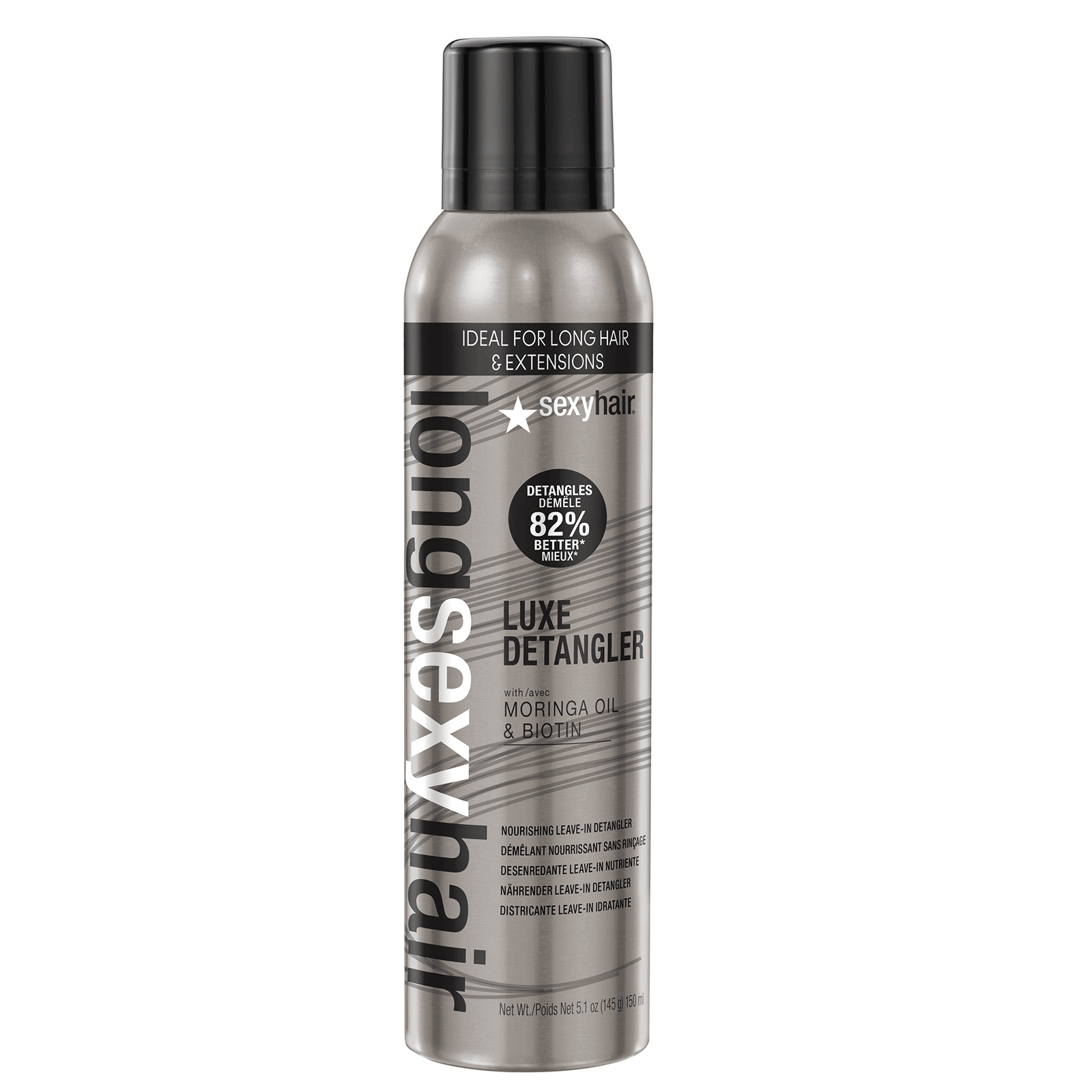 Long Luxe Nourishing Leave-In Detangler