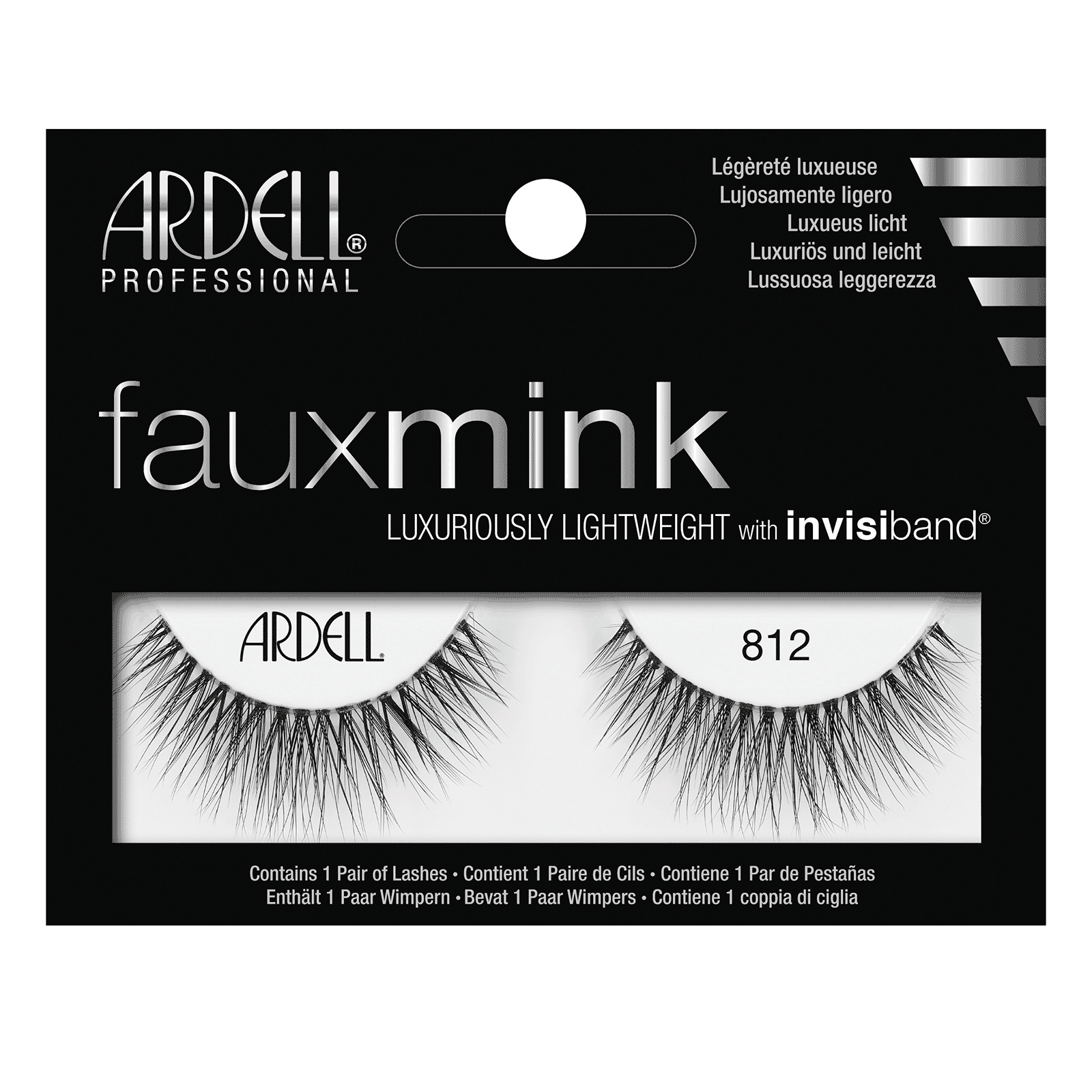 Faux Mink Eyelashes #812