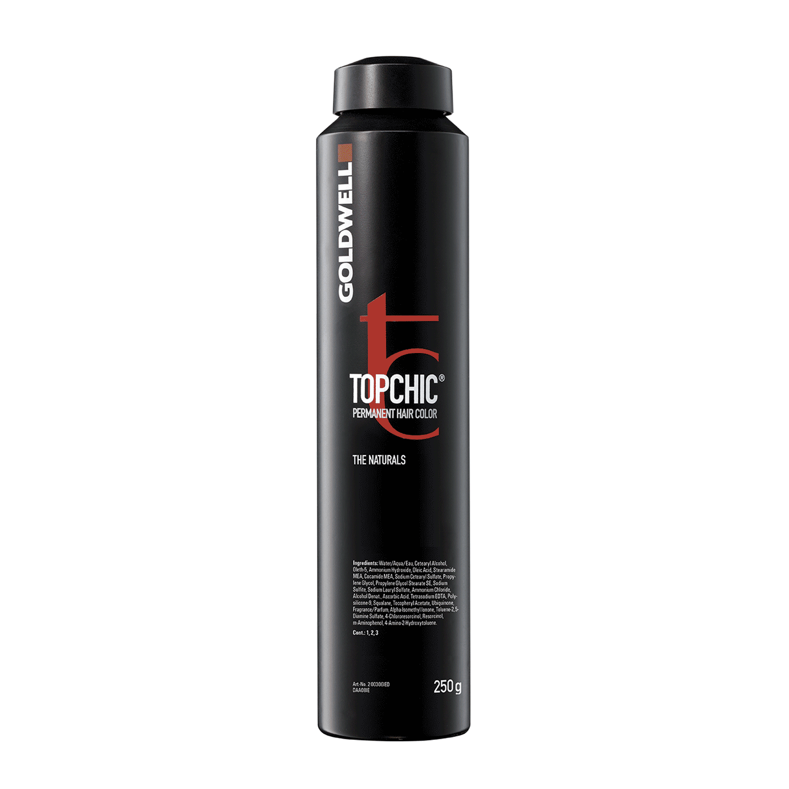 Topchic Permanent Hair Color Canisters Goldwell Usa Cosmoprof