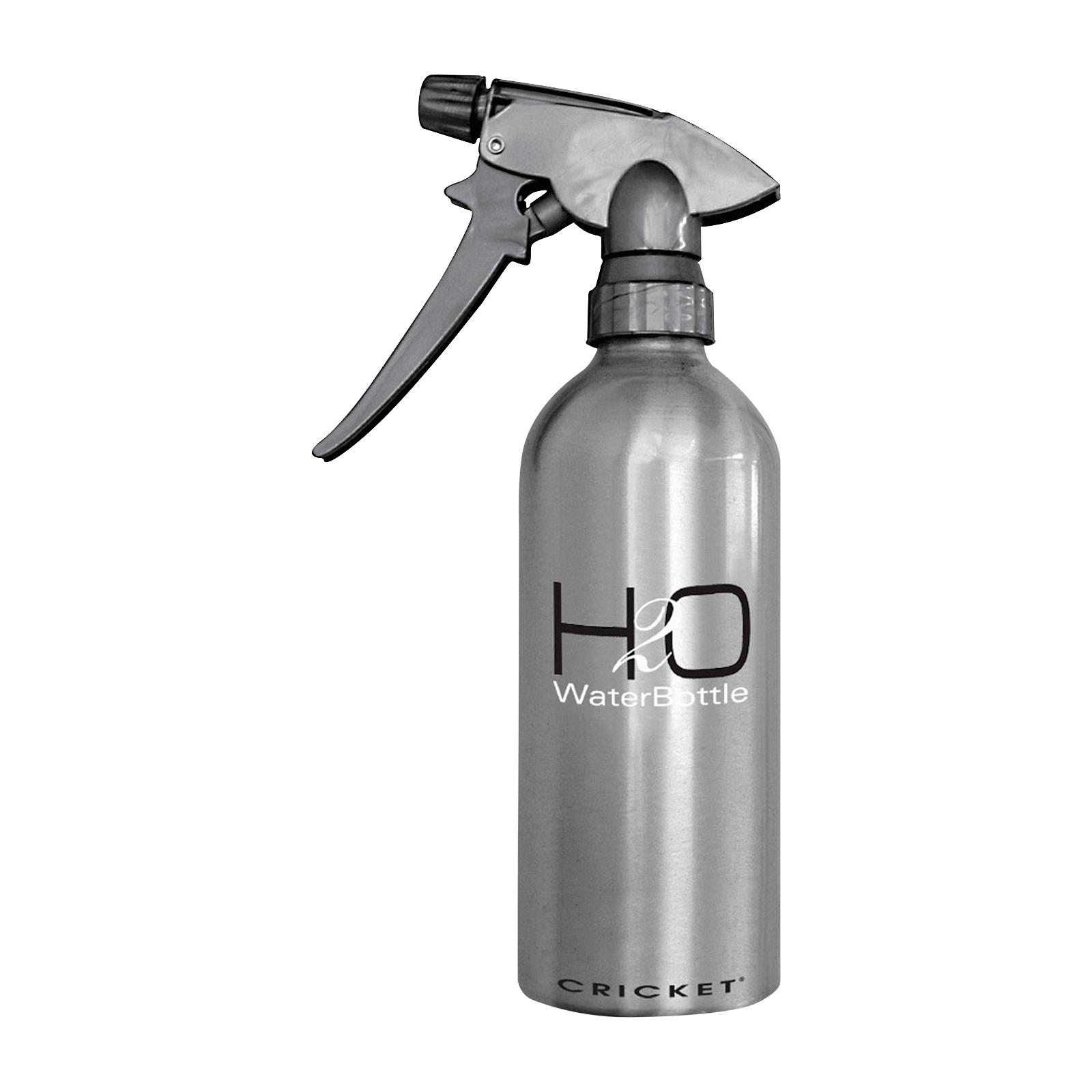 aluminum h2o spray bottle