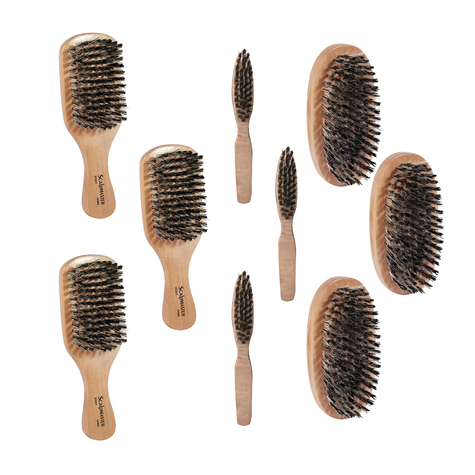 20580050 Brush Professional 50 mm S.58 Boar Brush