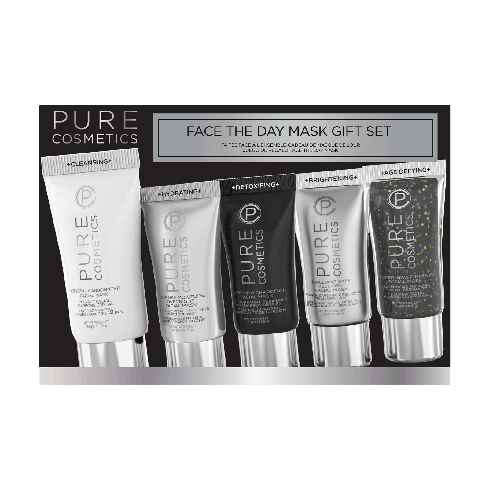 Face The Day Mask Gift Set