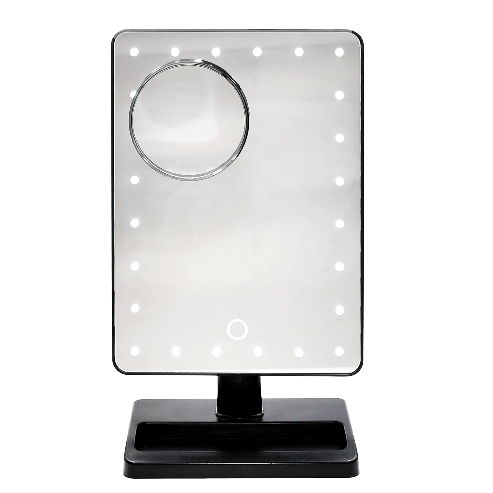 The Crown Pro LED Dimmable Makeup Mirror