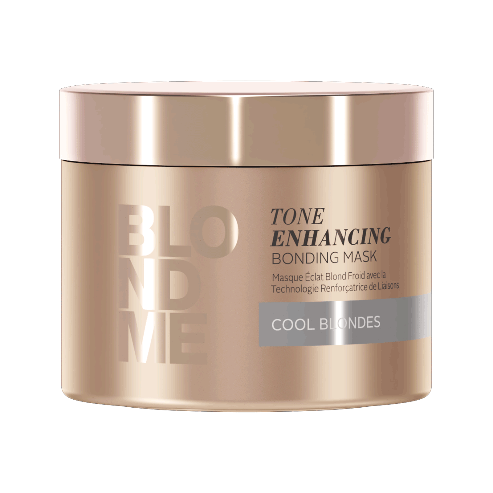 BlondMe - Tone Enhancing Bonding Mask for Cool Blondes