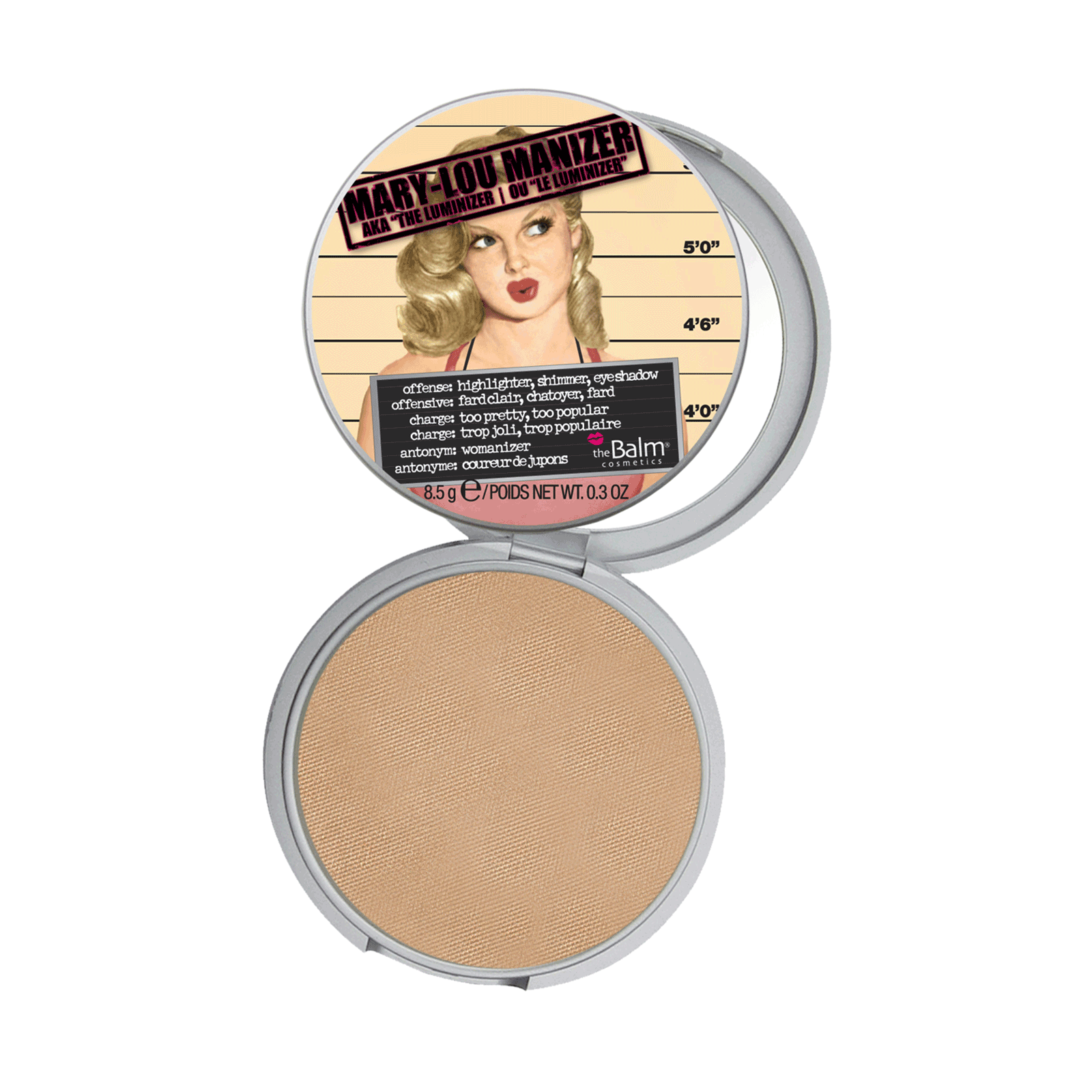 Mary-Lou Manizer® - Highlighter/Shadow/Shimmer