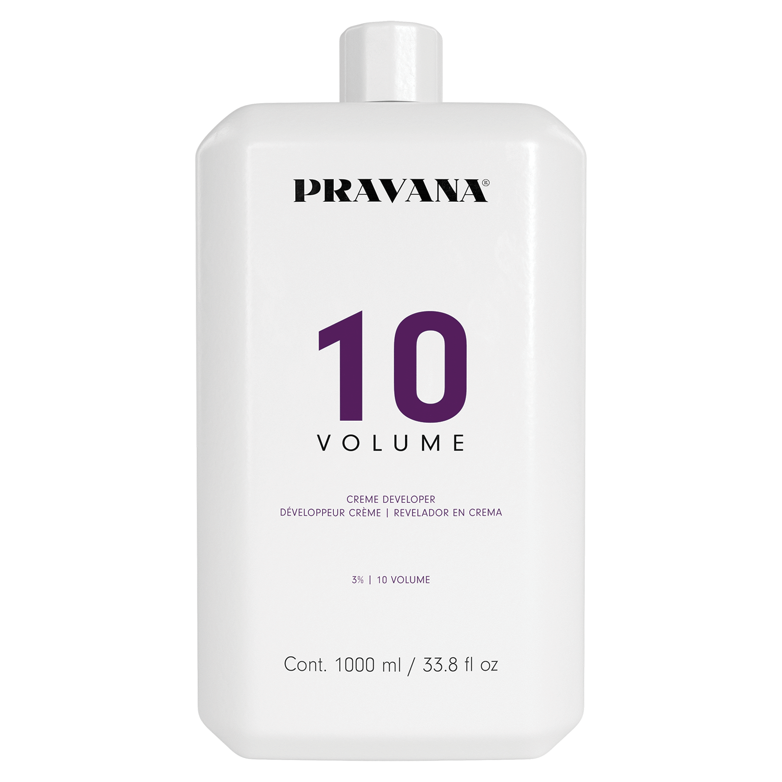 10 Volume Creme Developer
