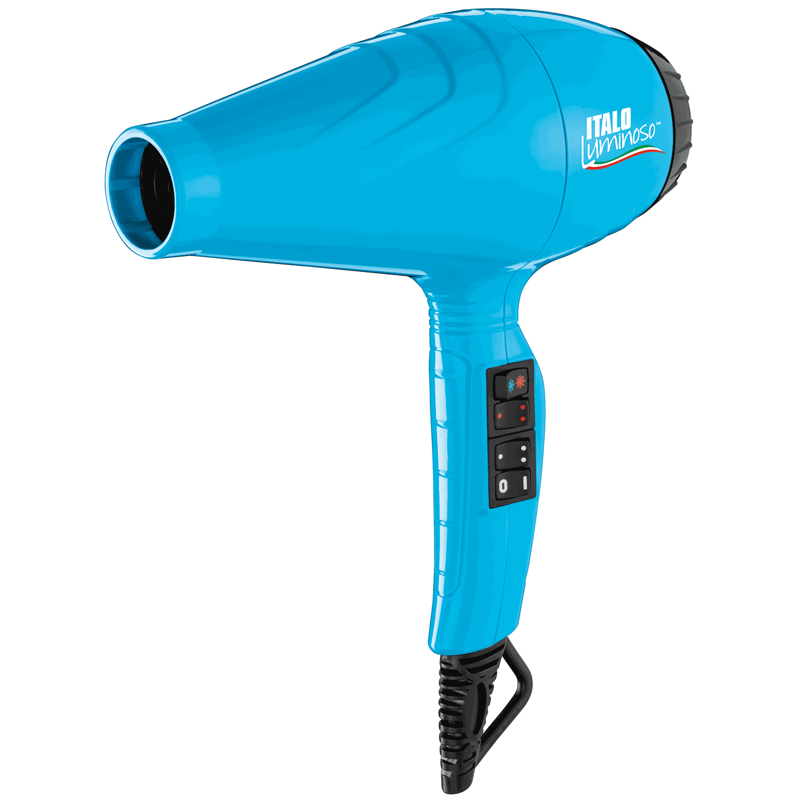 Babyliss Pro BOHO Blue Luminoso Dryer