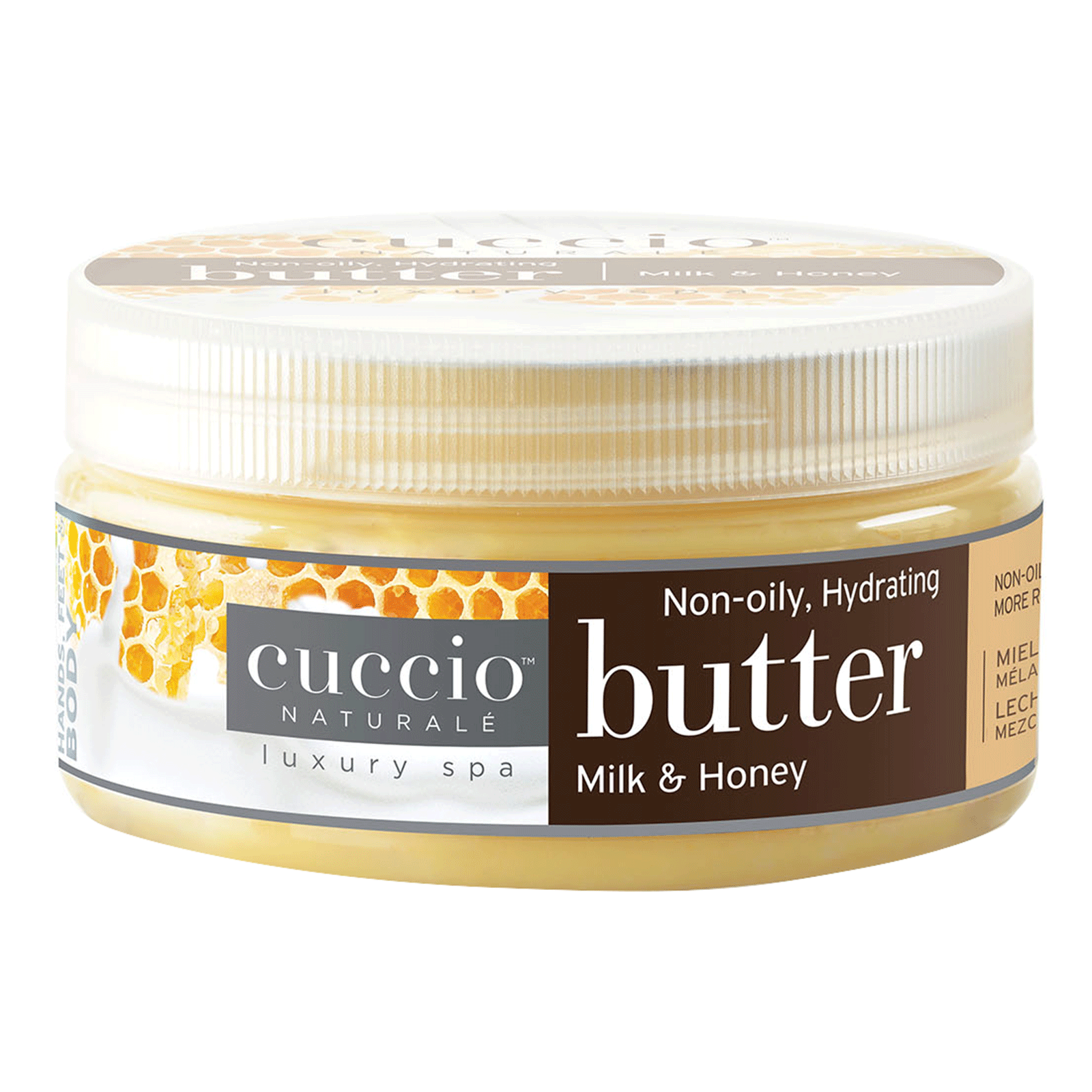 Cuccio Butter Blend - Milk & Honey