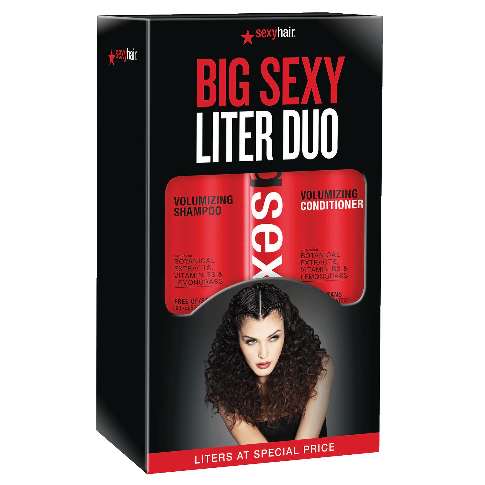 Big and sexy hair shampoo