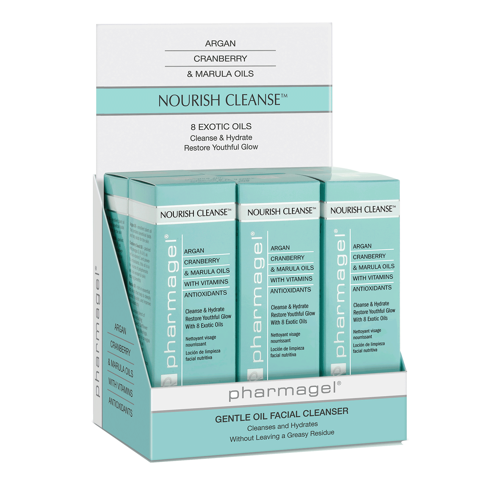 Nourish Cleanse - 6 count display