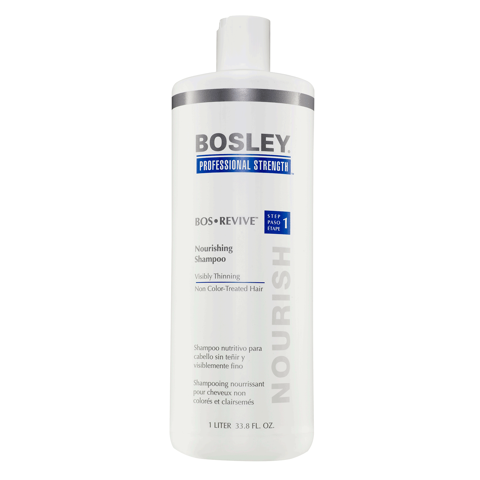 BosRevive Nourishing Shampoo for Non Color-Treated Hair