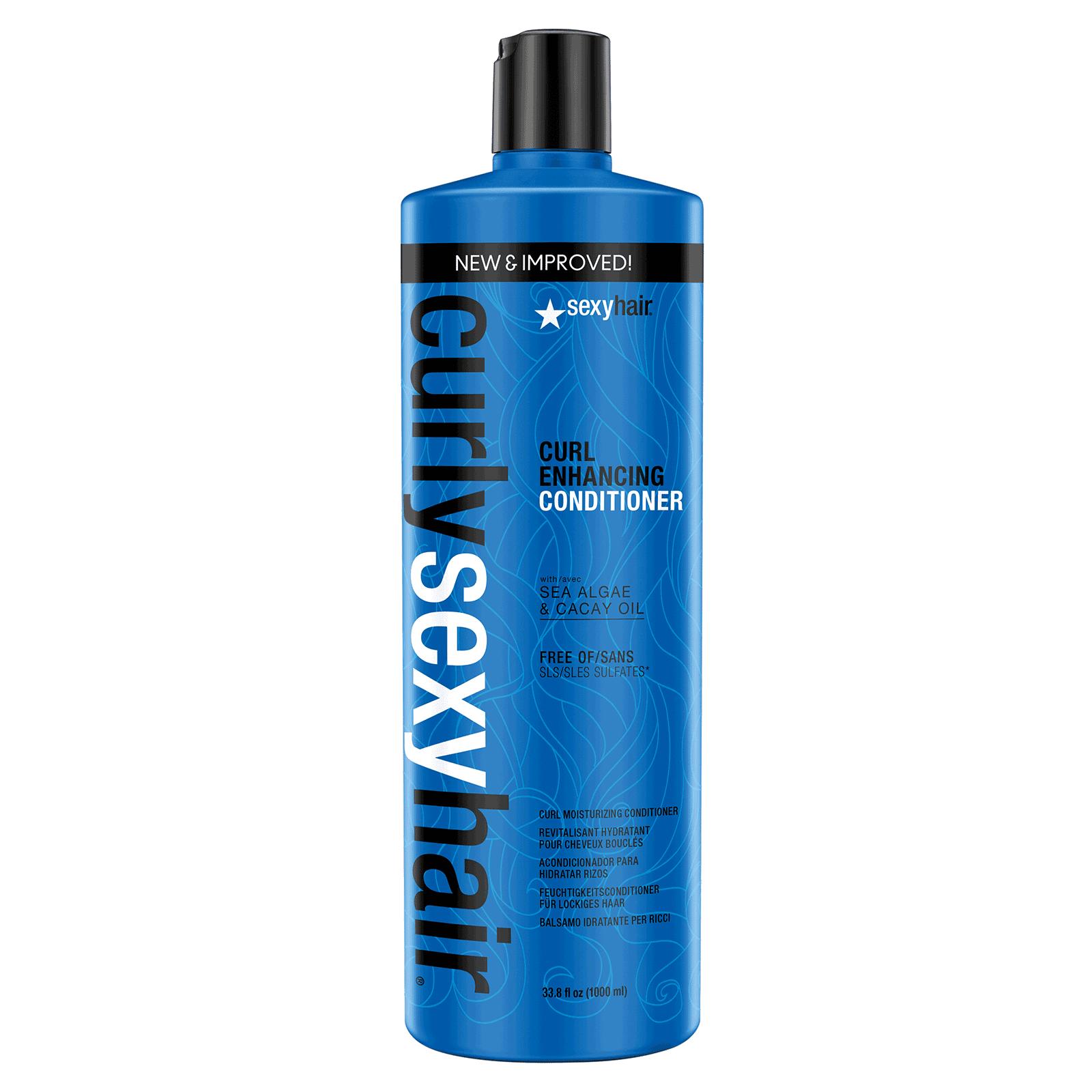 Lockiges sexy Haarconditioner