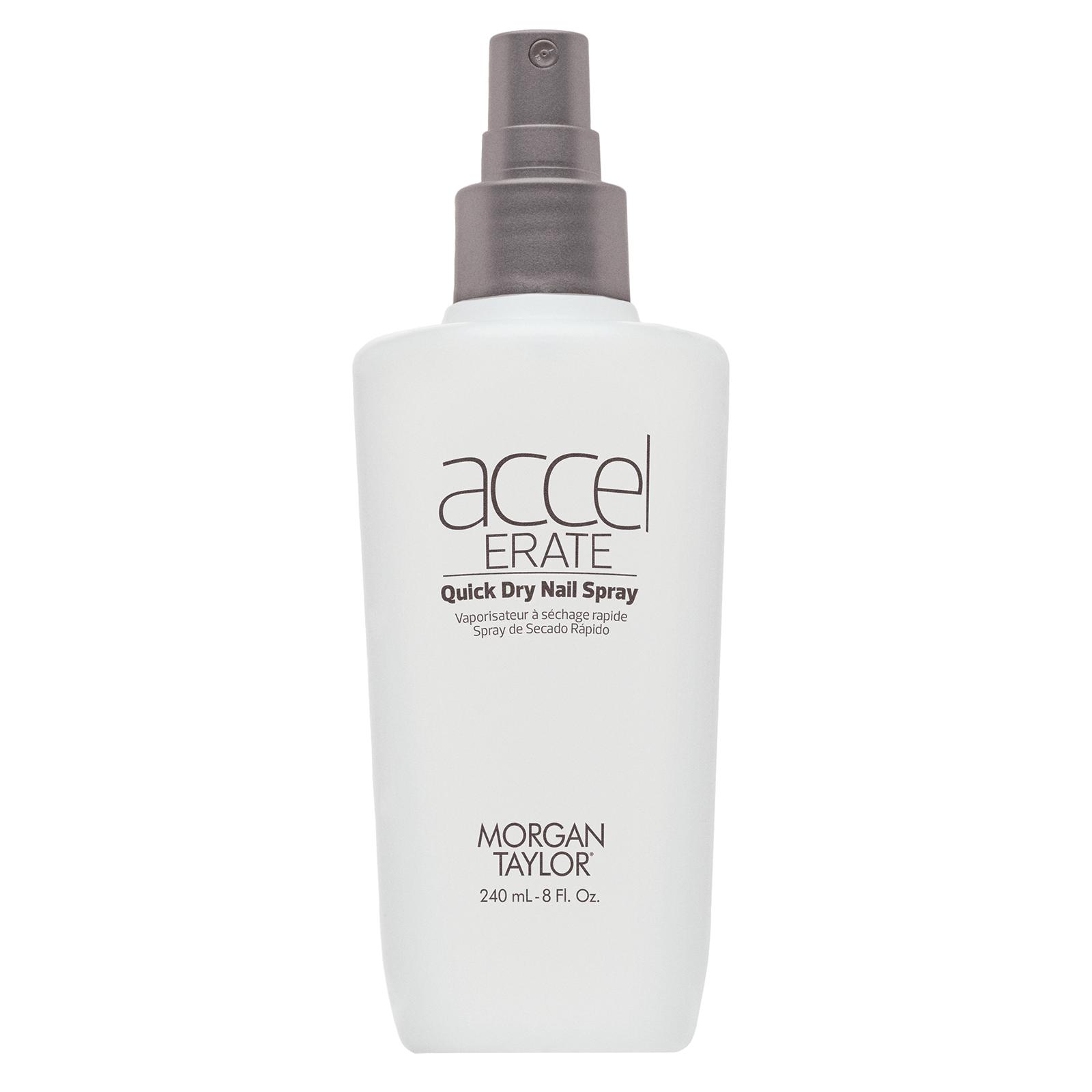 Accelerate Quick Dry Spray - Morgan Taylor | CosmoProf