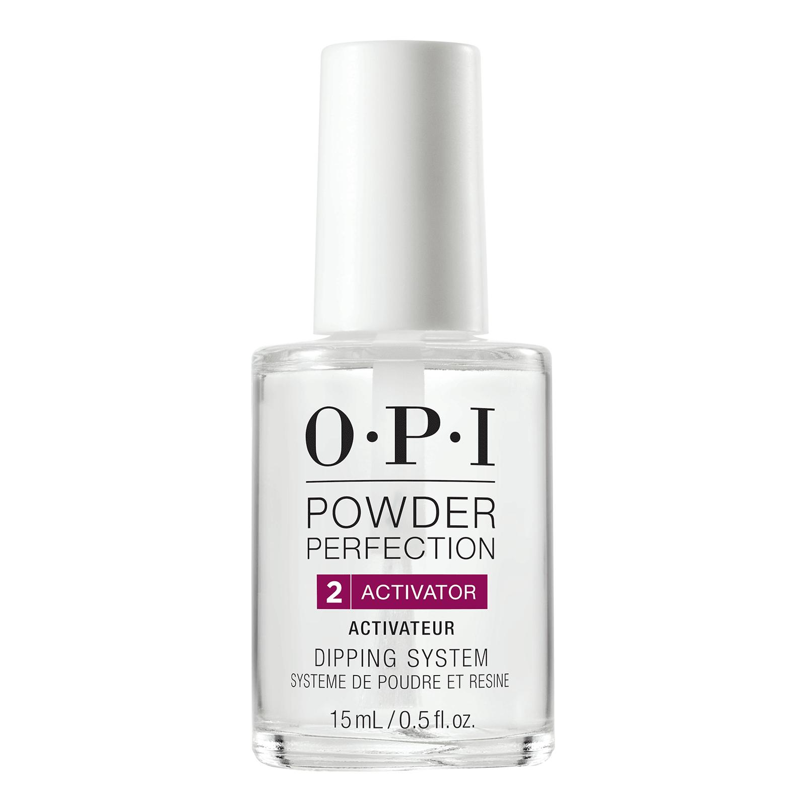 Opi Powder Nail Polish Kit: Powder Perfection Liquids Essentials Kit - OPI