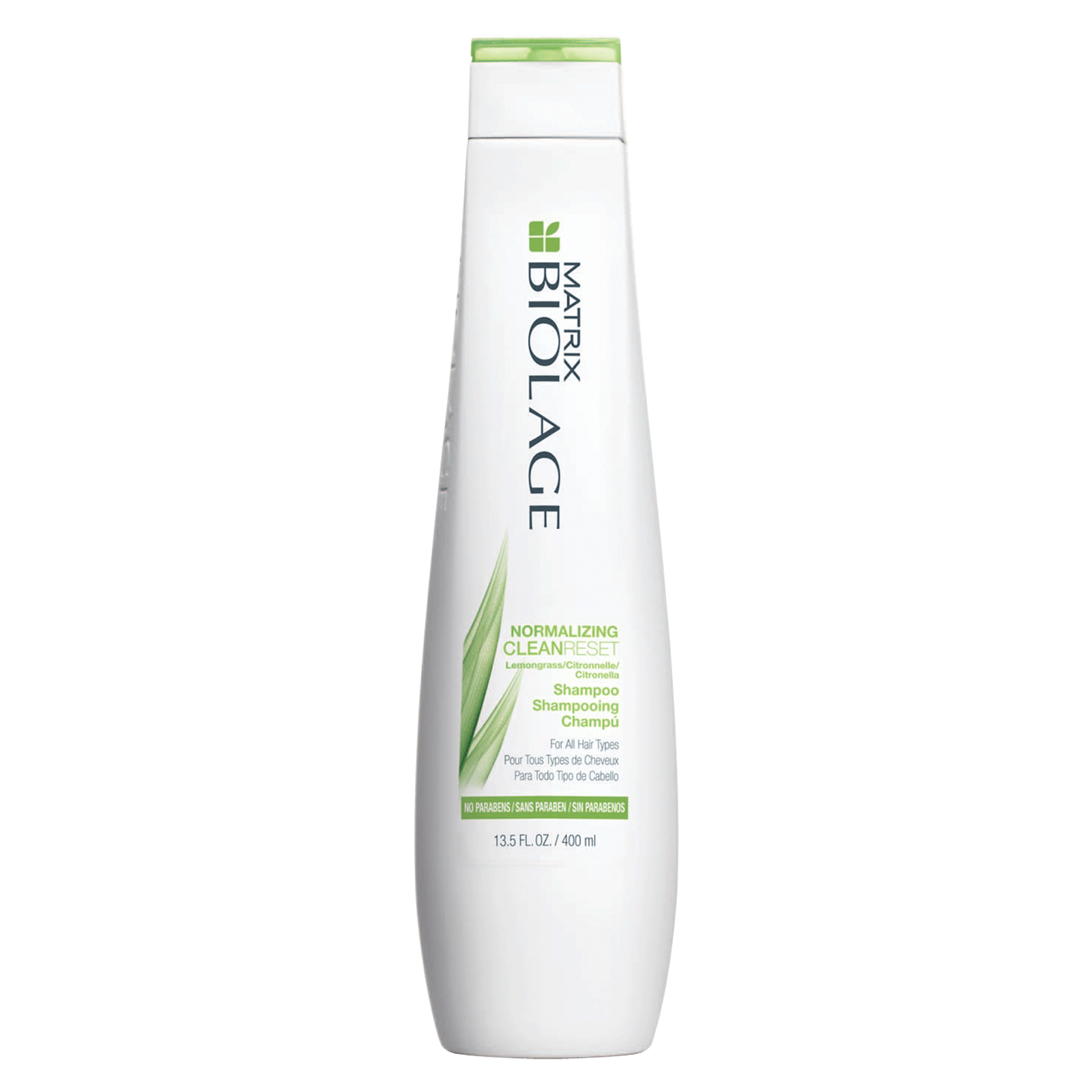 Clean Reset Normalizing Shampoo