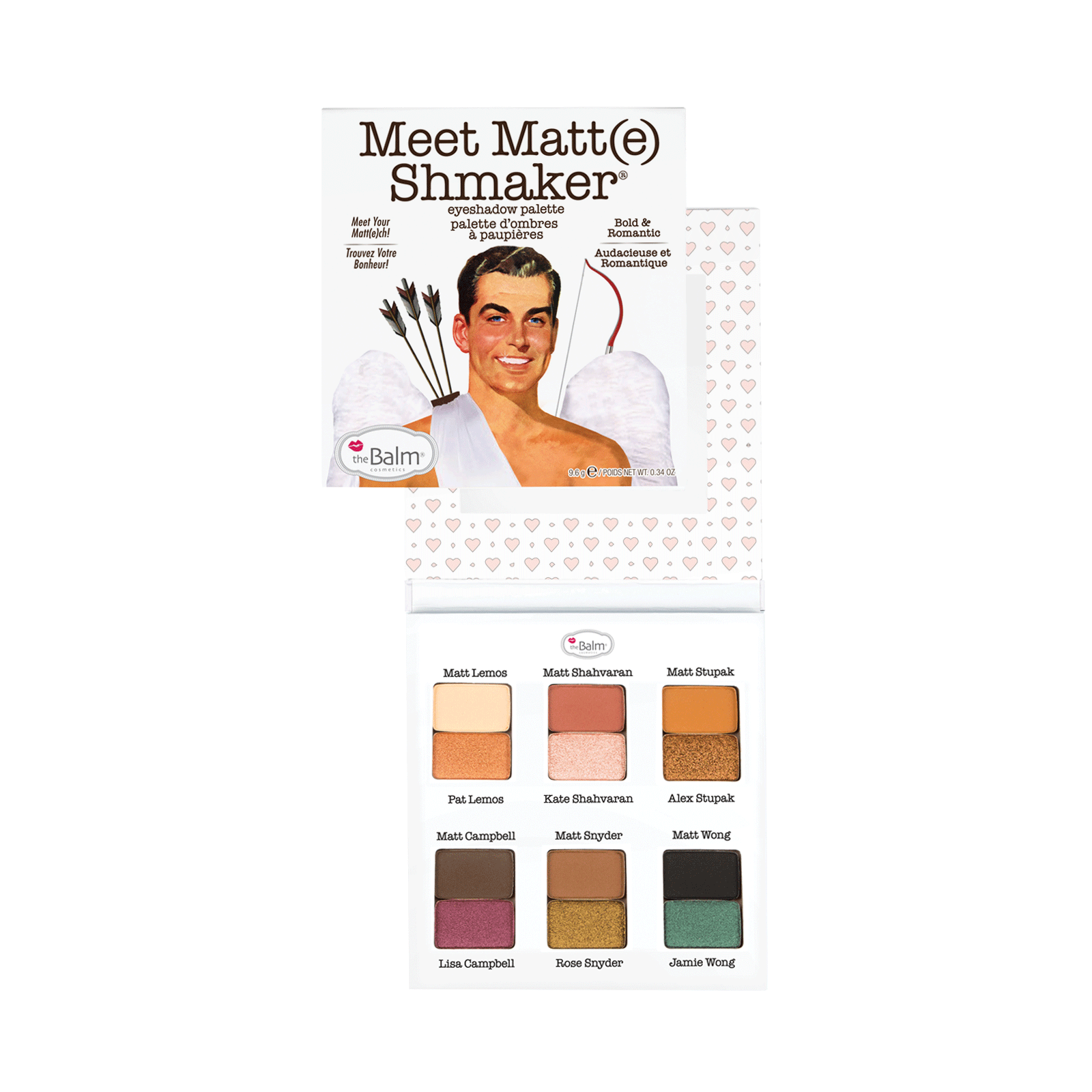 Meet Matt(e) Shmaker Eye Shadow Palette