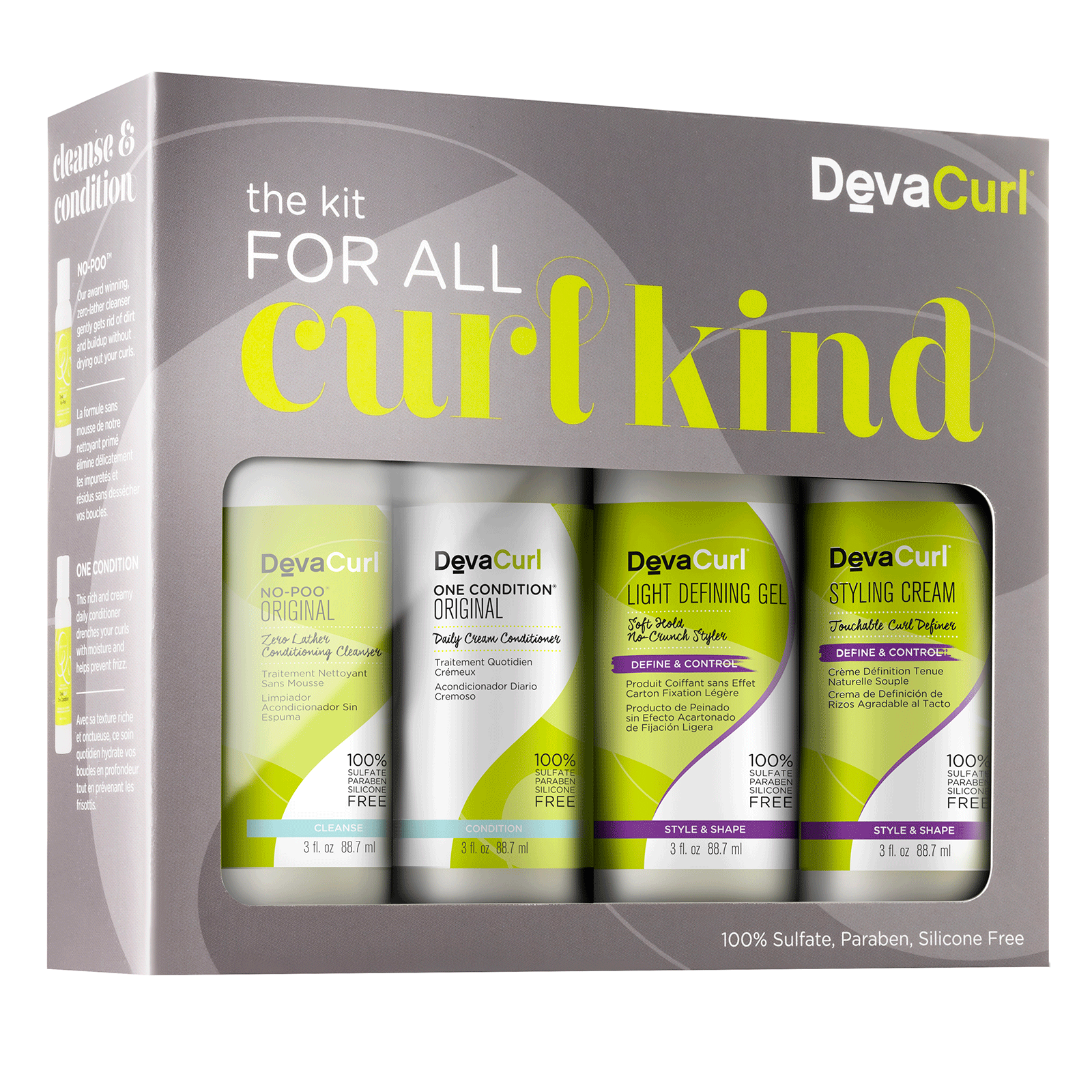 The Kit For All Curl Kind