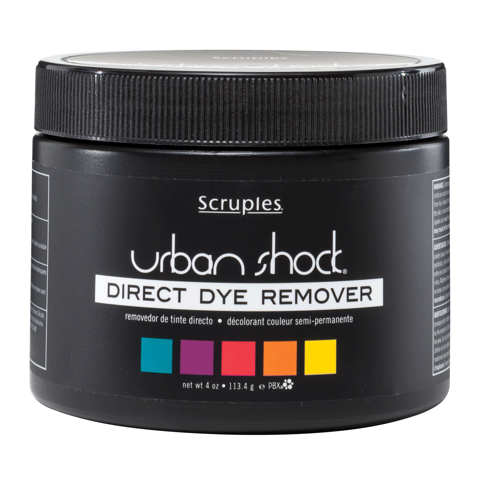 Urban Shock Direct Dye Remover Scruples Cosmoprof