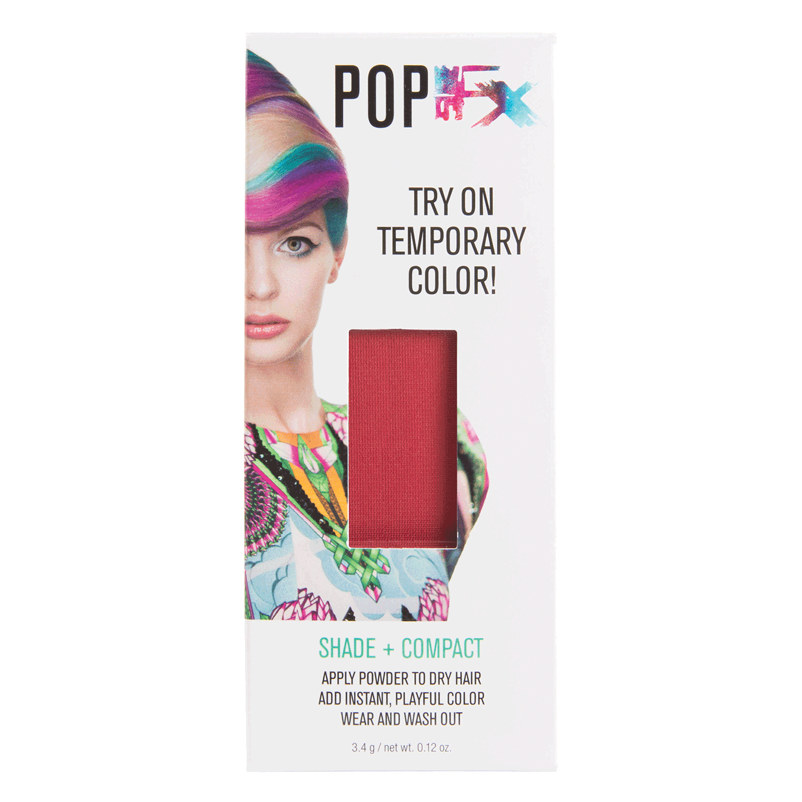 Popfx Try On Temporary Color Rusk Cosmoprof