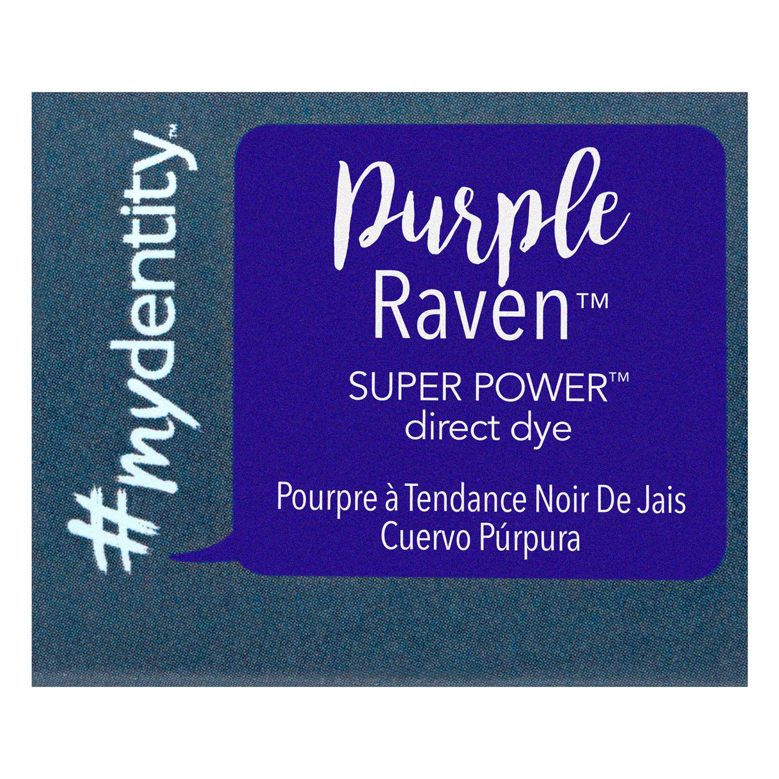 6dac6e7a01 Super Power Direct Dye - Purple Raven - #mydentity | CosmoProf