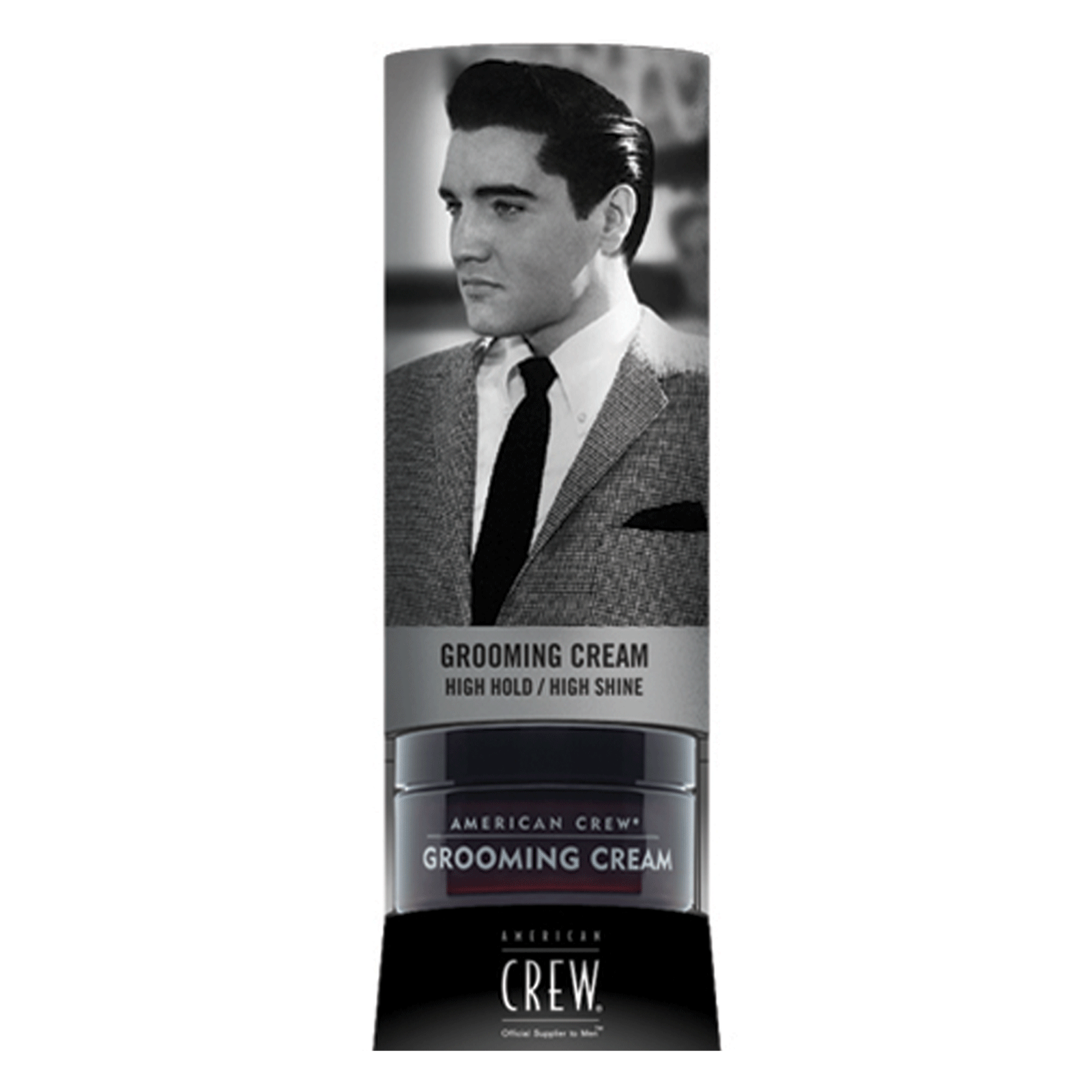 Grooming Cream with Elvis Gravity Feed