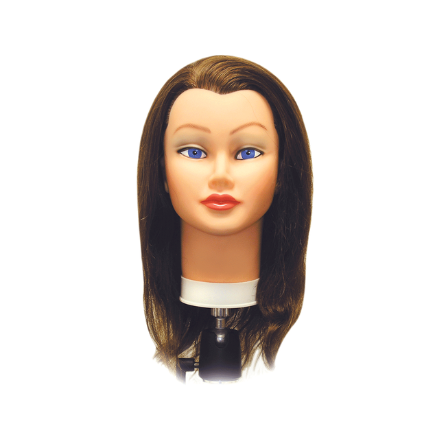 Celebrity Sam II Mannequin Head - Brown