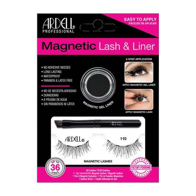 Magnetic Lash #110 & Liner Kit