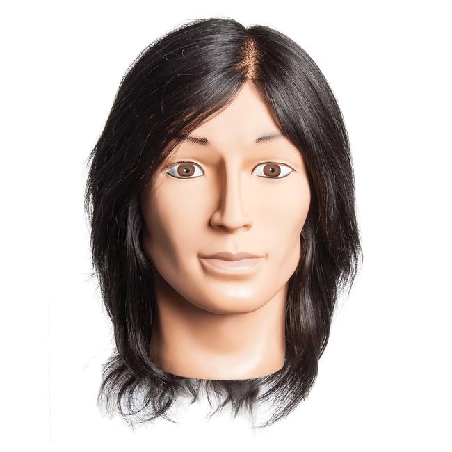 Aiden Male Mannequin Head