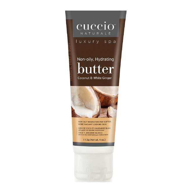 Cuccio Butter Blend - Coconut & White Ginger