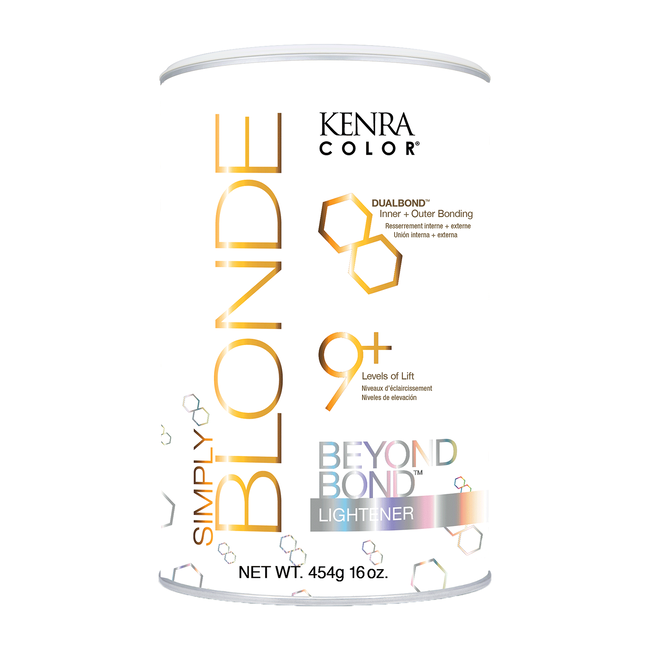 Simply Blonde Beyond Bond Lightener