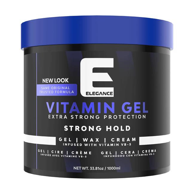 Vitamin Pro-VB5 Strong Hold Gel