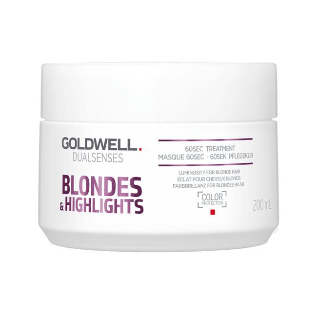 Dualsenses - Blonde & Highlights 60 Second Treatment